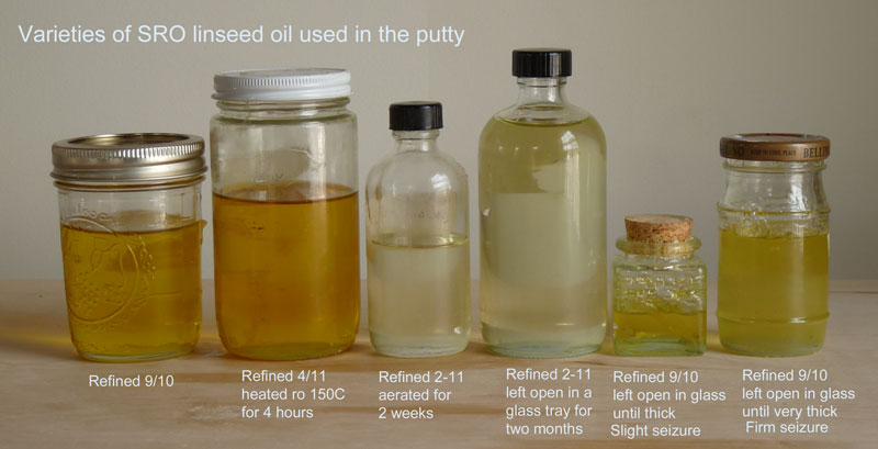 Cleaning Linseed Oil For Painting